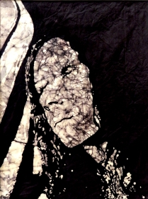 Self Portrait Batik