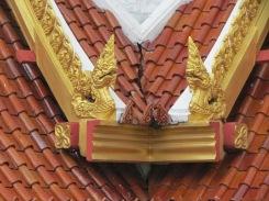 Wat roof detail